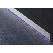 ALCAPLAST Alca Light osvětlení pro žlab APZ5 SPA 750 mm, modré AEZ121-750