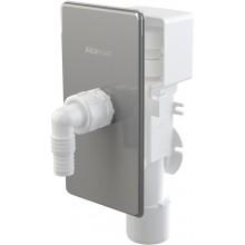 ALCAPLAST Sifon pračkový podomítkový s přivzdušněním, nerez APS3P