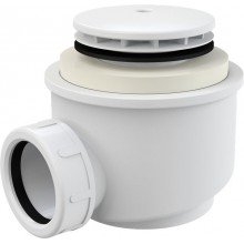 ALCAPLAST Sifon vaničkový bílý A47B O50