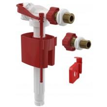 """ALCAPLAST Napouštěcí ventil boční kovový závit univerzální 3/8"""" a 1/2"""" A160UNI"""