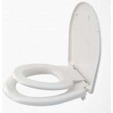 ALCAPLAST WC sedátko univerzální SOFTCLOSE s vložkou, Duroplast A606