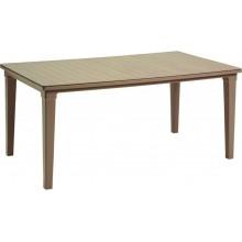 ALLIBERT FUTURA stůl 165 x 95 x 75 cm, Cappuccino 17197868