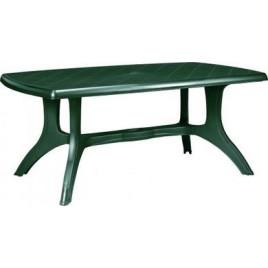 ALLIBERT WELLINGTON stůl 184 x 103 x 73cm, tmavě zelená 17180029