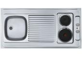 ALVEUS Combi Electra 120 elektrický vařič, 1200 x 600 mm, 3000 W 1009155