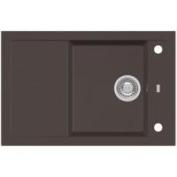 ALVEUS Formic 30 kuchyňský dřez granitový, chocolate 03