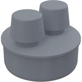 ALCAPLAST přivzdušňovací hlavice průměr 110mm APH110