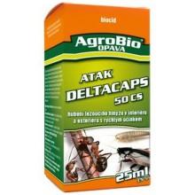 AgroBio ATAK Deltacaps 50 CS hubení lezoucího hmyzu v interiérech, 25 ml 002150