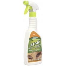 AgroBio ATAK Sprej proti štěnicím a švábům, 400 ml 002146