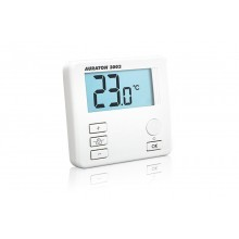 AURATON 3003 elektronický termostat s poklesem