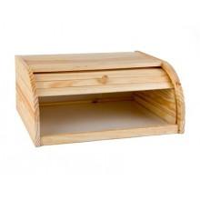 APETIT Dřevěný chlebník 40x27,5x16,5cm 27FTK2153-A
