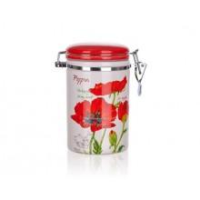 BANQUET Dóza 750ml Red Poppy 60ZF1374RP