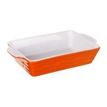 BANQUET Zapékací forma obdélníková 24x14,5cm Culinaria Orange 60ZF17