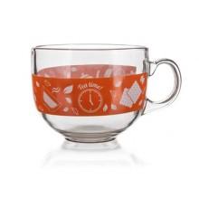 BANQUET Hrnek jumbo MALAGA Tea Time, 435 ml 04207004