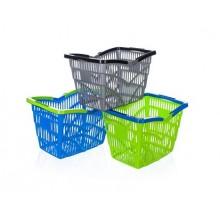 BANQUET Košík nákupní plastový 38,5x28x25 cm 55206-6100