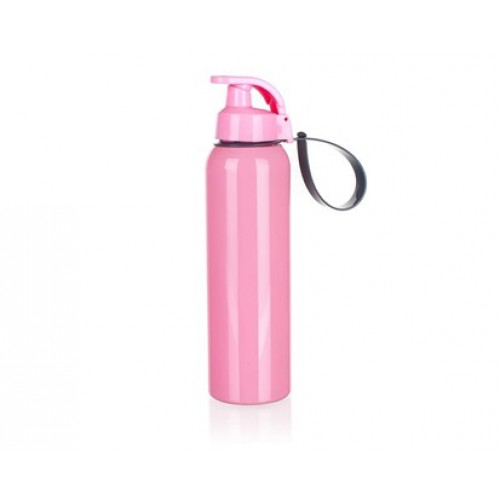BANQUET Sportovní láhev SPEED 700ml, růžová 12NN016P