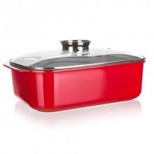 PRIME CHEF MADEIRA red Pekáč 40x25cm s aroma knobem a skl.poklicí 84225232R