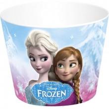 BANQUET kbelík na popcorn Frozen, prům.18cm, výška 14cm 1229FR55735