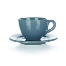 BANQUET Šapo šálek 200ml, modro-šedý lesk Amande 20501L2892