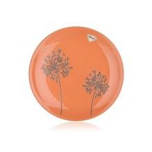 BANQUET Talíř mělký 27cm Alia Orange 60112AO