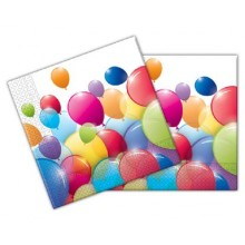 PROCOS Ubrousky 2-vrstvé 33x33 cm, 20 KS Balloons 4480699