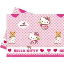 PROCOS Ubrus plastový 120x180 cm Hello Kitty 4481795