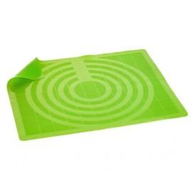 BANQUET Silikonový vál 60x50 cm Culinaria Green,měřítkový reliéf 3124002G