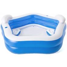 BESTWAY Nafukovací bazén Fun Pool 213x206x69 cm 54153