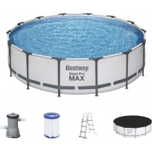 BESTWAY Bazén Steel Pro Max 427x107 cm 56950