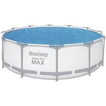 BESTWAY Solární plachta pro bazén 366 cm 58242