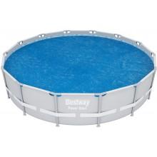 BESTWAY Solární plachta pro bazény 427 cm a 457 cm 58252