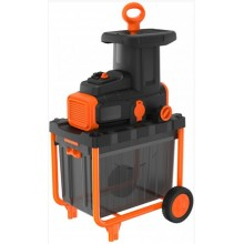 BLACK & DECKER Drtič větví 2800W BEGAS5800-QS