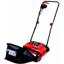 BLACK & DECKER Elektrický provzdušňovač trávníku GD300