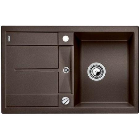 blanco metra 45 s compact d ez silgranit k va 519570. Black Bedroom Furniture Sets. Home Design Ideas