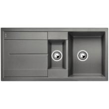 BLANCO Metra 6 S dřez Silgranit aluminium 513045