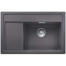 BLANCO Zenar XL 6S Compact dřez Silgranit pravý, šedá skála 521531