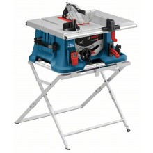 BOSCH GTS 635-216 Stolní okružní pila 1600W + GTA 560 Pracovní stůl 0601B42001