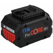 BOSCH ProCORE 18V 8.0Ah Akumulátor 1600A016GK