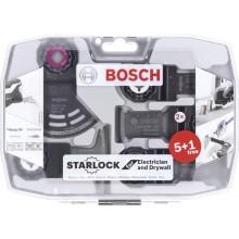BOSCH STARLOCK Sada pro elektrikáře 2608664622