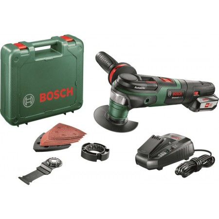 BOSCH AdvancedMulti 18 Aku multibruska 0.603.104.021