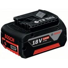 BOSCH Zásuvný akumulátor 18 V/4,0 Ah 2607336816