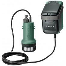 BOSCH GardenPump 18 Akumulátorová čerpadla na dešťovou vodu 06008C4201
