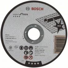 BOSCH Expert for Inox Dělicí kotouč rovný, 125x22,23x1,6 mm 2608600220