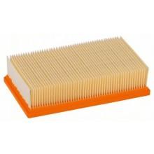 BOSCH Celulózový plochý skládaný filtr 2607432033