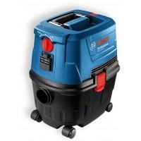 BOSCH GAS 15 PS vysavač 1100 W, zásuvka, poloautomatický oklep 0.601.9E5.100