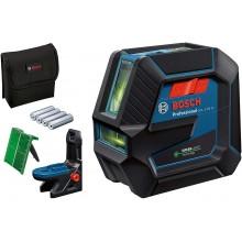 BOSCH GCL 2-50 G Kombinovaný laser, 4x baterie 1,5 AA 0601066M00
