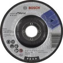 BOSCH Expert for Metal Hrubovací kotouč profilovaný, 125x22,23x6mm 2608600223