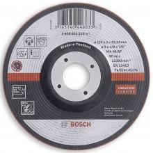 BOSCH brusný polopružný hrubovací kotouč 125 mm 2608602218
