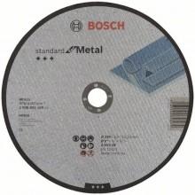 BOSCH Dělicí kotouč rovný Standard for Metal, 230x3 mm 2608603168