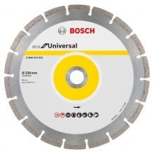 BOSCH ECO For Universal Diamantový dělicí kotouč 230x22.23x2.6x7 mm 2608615031