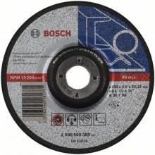 BOSCH Expert for Metal Hrubovací kotouč profilovaný,150x22,23x6mm 2608600389